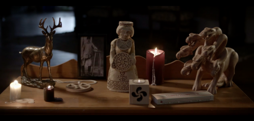 cinéma,paganisme