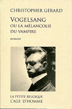 littérature,vogelsang,littérature belge,fantastique